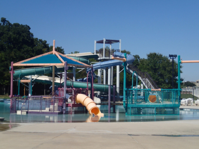 The Keller Pointe Amusement Center