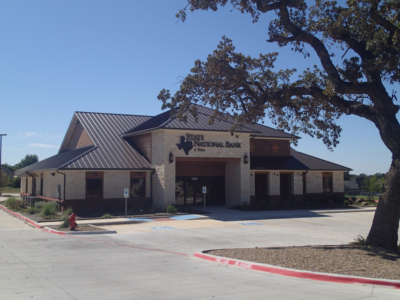 state national bank of Texas